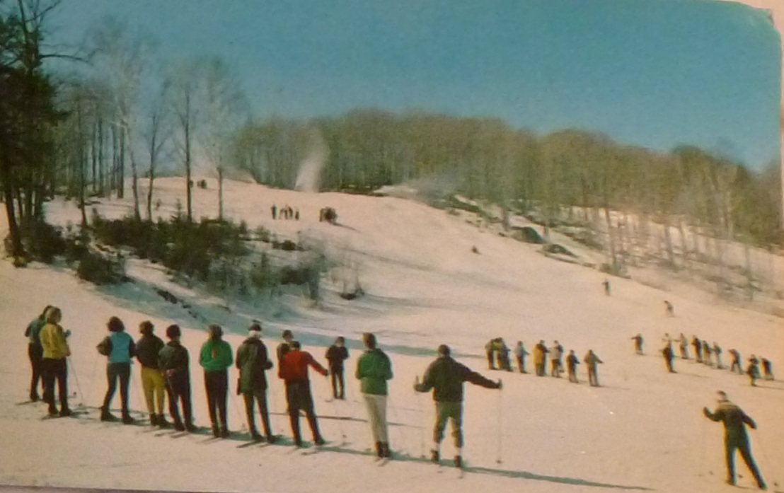 Skiing Lessons at Gray Rocks [Collection Lost Ski Hills]